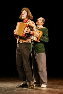 Duo clown Gluck - Flaubert