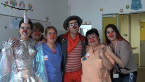 Clowns et infirmières-1